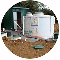 Sanitary Waste Water